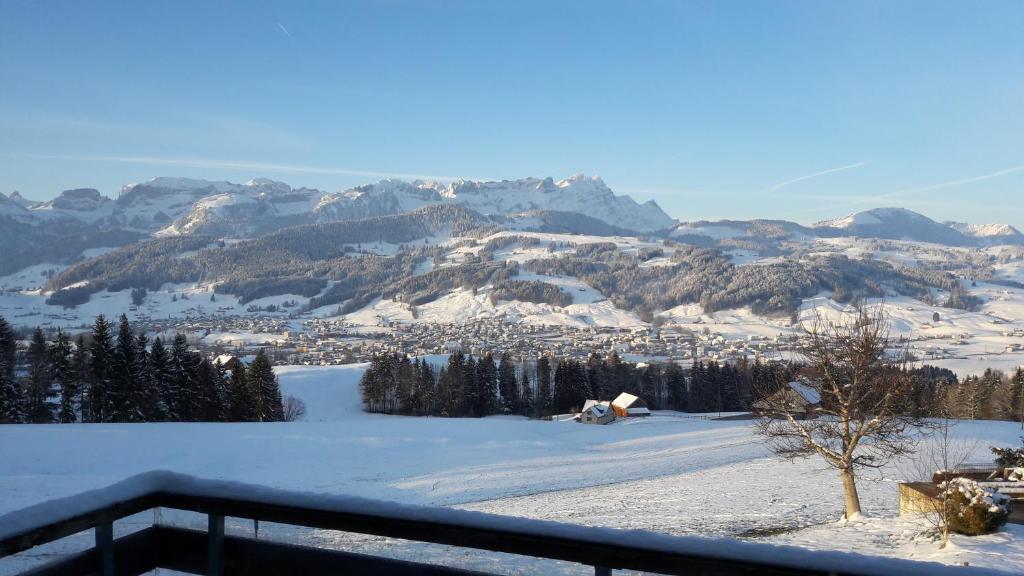 Chalet Ferien Familie Fassler Appenzell Switzerland