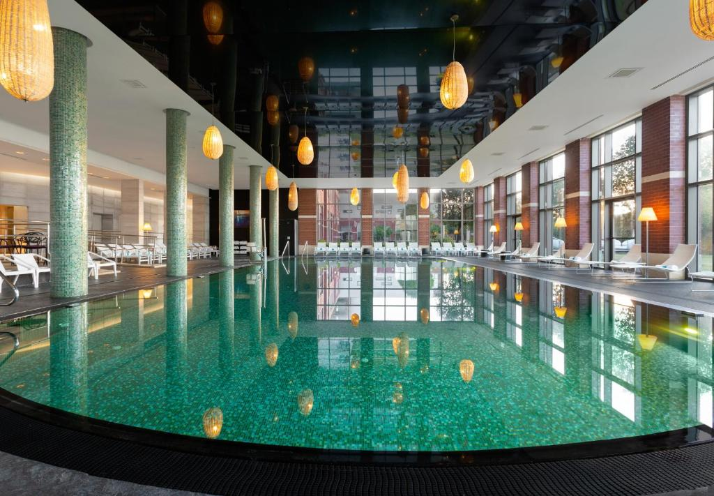 The swimming pool at or near Cramim by Isrotel Exclusive Collection