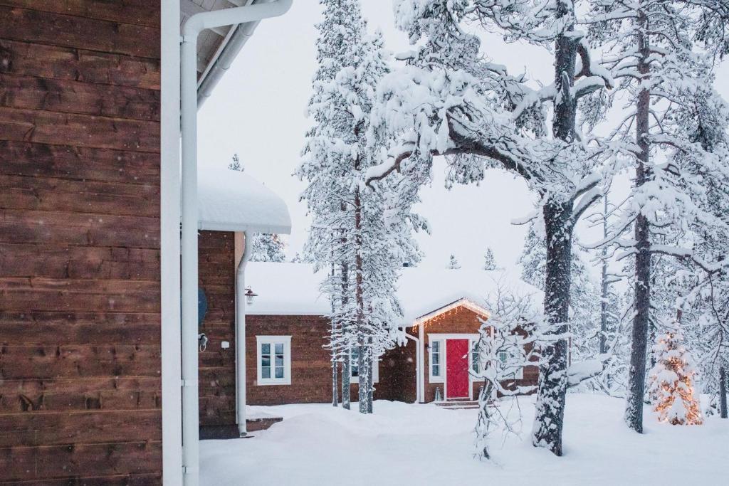 Villa Arctic Sky Lapland Saariselka Finland Booking Com