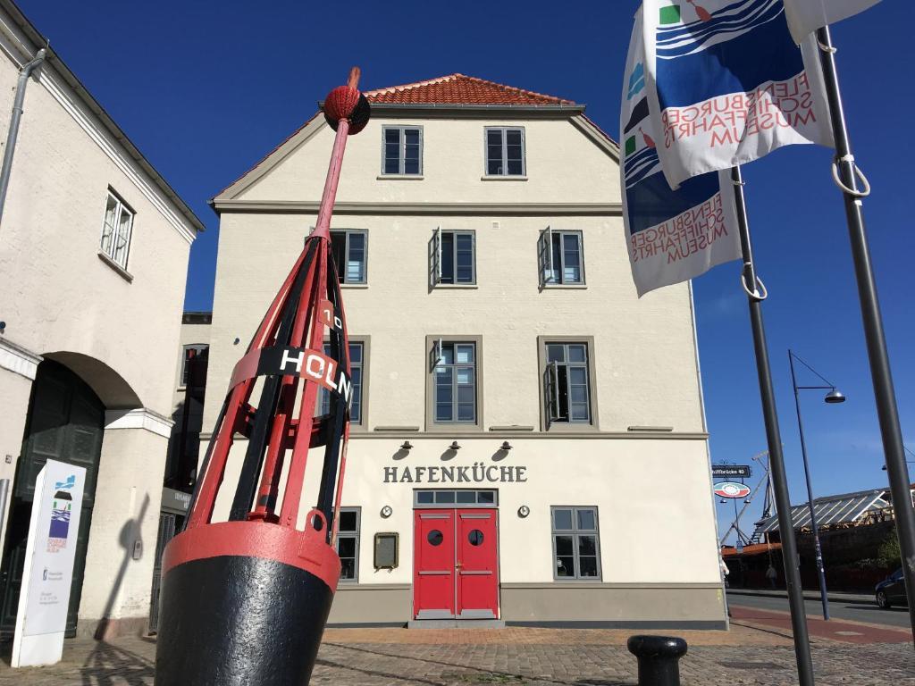 Seemannsheim Hostel Flensburg Flensborg Opdaterede Priser For 2020
