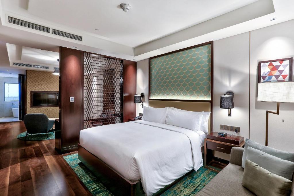 Phòng Executive Giường Cỡ King Nhìn Ra Biển