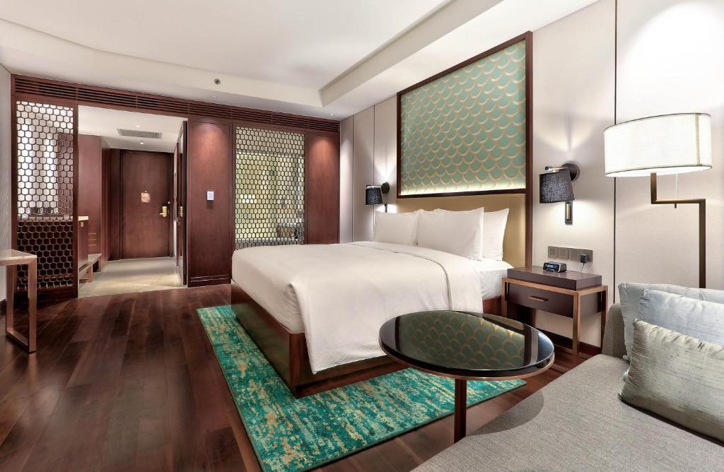Phòng Có Giường Cỡ King Nhìn Ra Sông