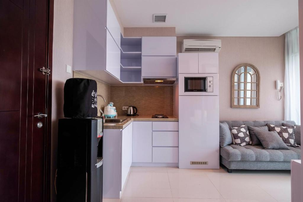 Miraculous Brooklyn Alam Sutera Studio Apartment With Sofa Bed By Gmtry Best Dining Table And Chair Ideas Images Gmtryco