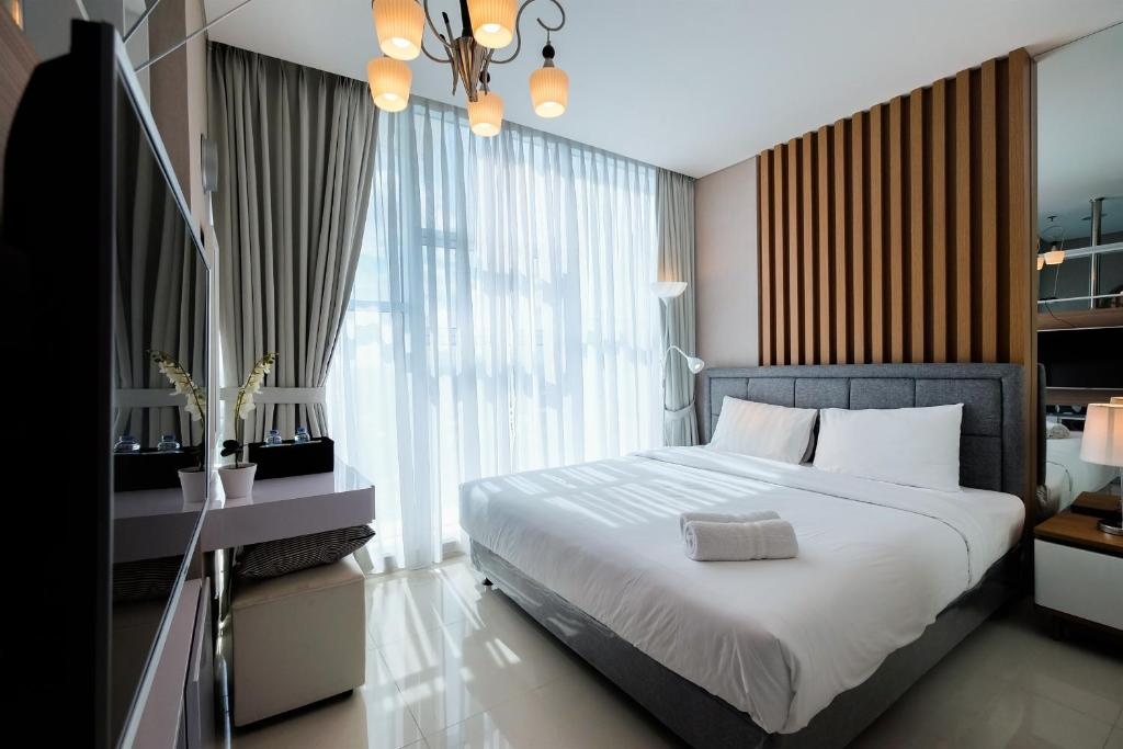 Brooklyn Alam Sutera Studio Apartment with Sofa Bed By ...