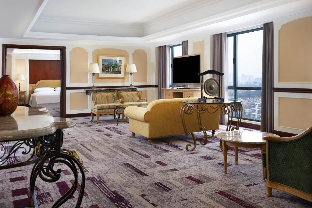 Suite Imperial, Tầng Club, Suite, 1 Giường Cỡ King