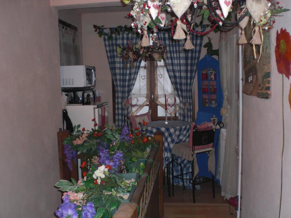 Chambres d'hotes La Maison Bleue