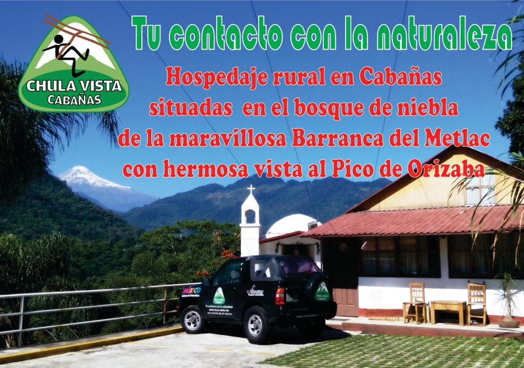 Cabañas Chulavista Fortín De Las Flores Mexico Booking Com