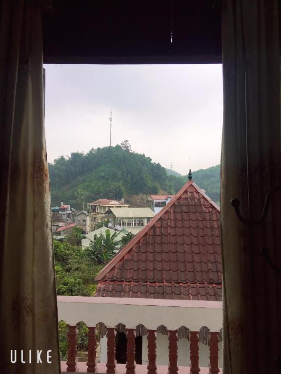 Phòng Tiêu chuẩn 2 Giường đơn nhìn ra Núi