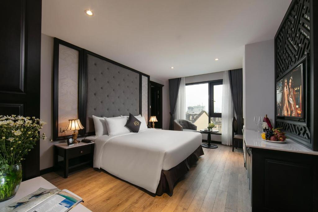 Phòng Premium Giường Đôi/2 Giường Đơn