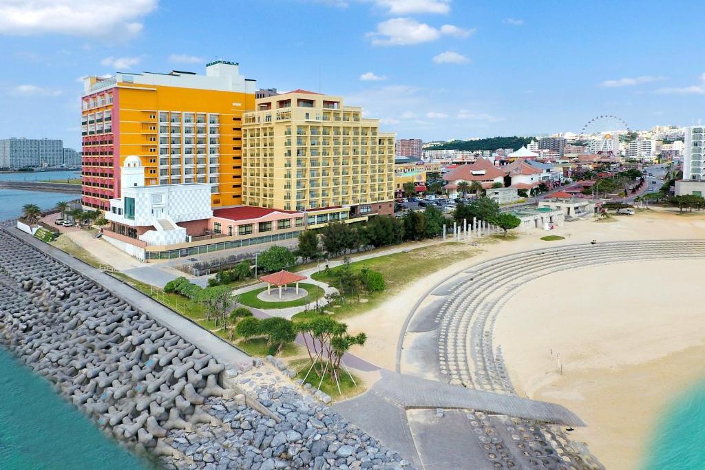 Hotel Vessel Campana Okinawa Chatan