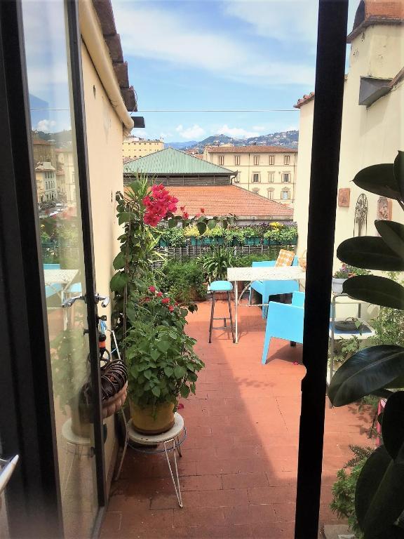 Appartamento Terrazza Su Sant Ambrogio A Firenze Italia