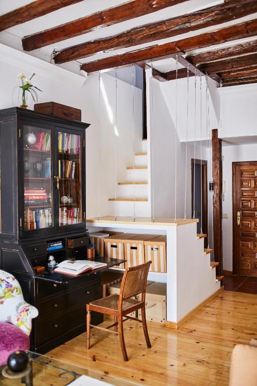 ático Duplex Con Terraza En Puro Centro 2 A 8 Pax Madrid