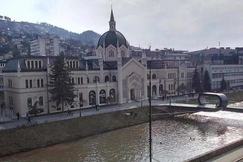 Apartment Caruso Balcony Sarajevo Bosnia Herzegovina Booking Com