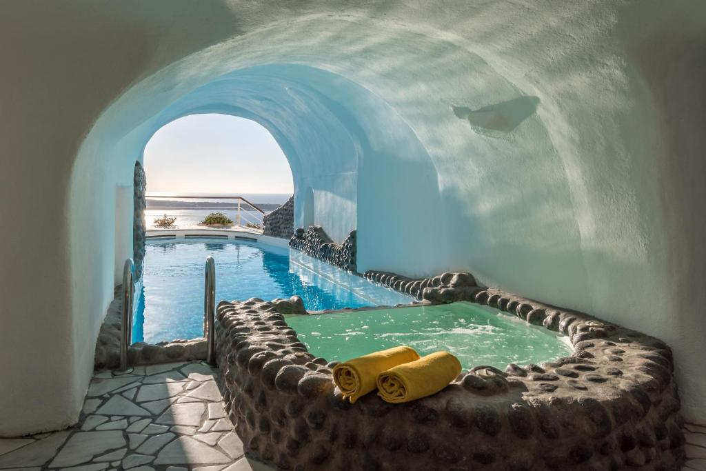 Fanari Villas Oia Greece Booking Com