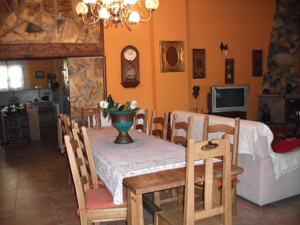 Casa rural La Harinera (España Malón) - Booking.com