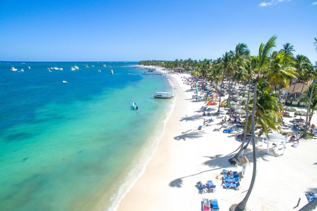 Passagens aéreas ida e volta para Punta Cana a partir de R$ 2.574