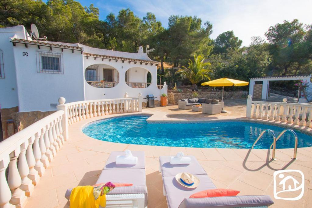Abahana Villas Anade (Spanje Moraira) - Booking.com