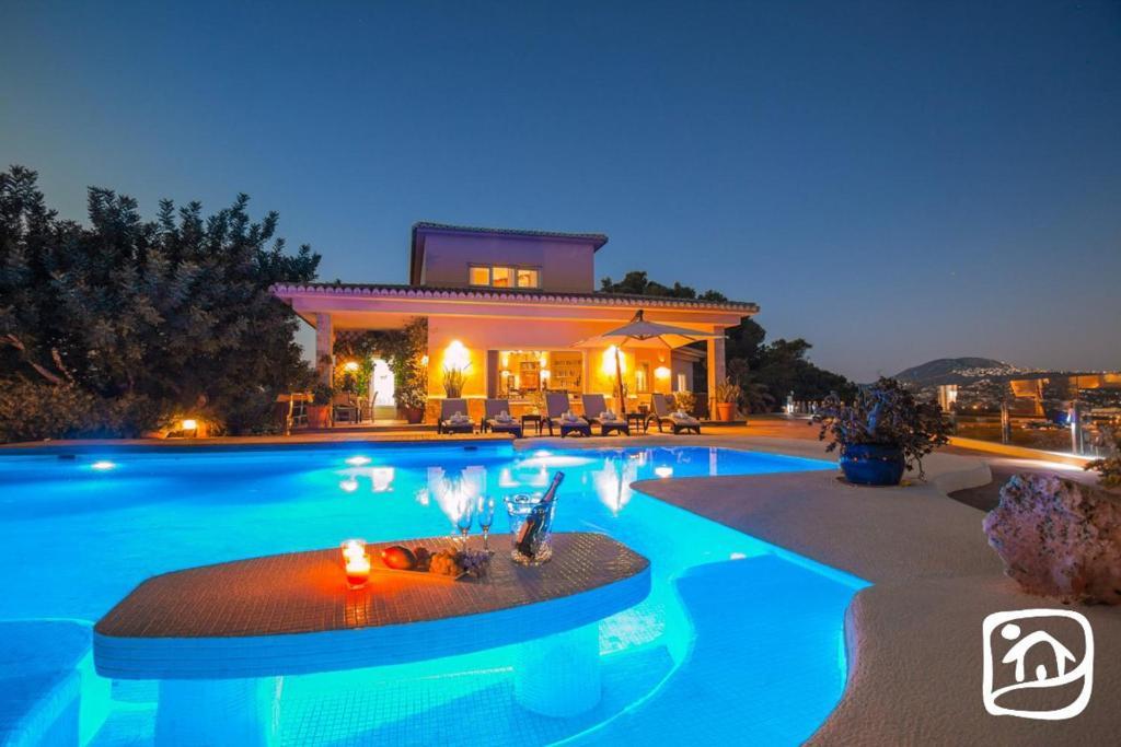 Abahana Villa Estrella de Moraira (Spanje Moraira) - Booking.com
