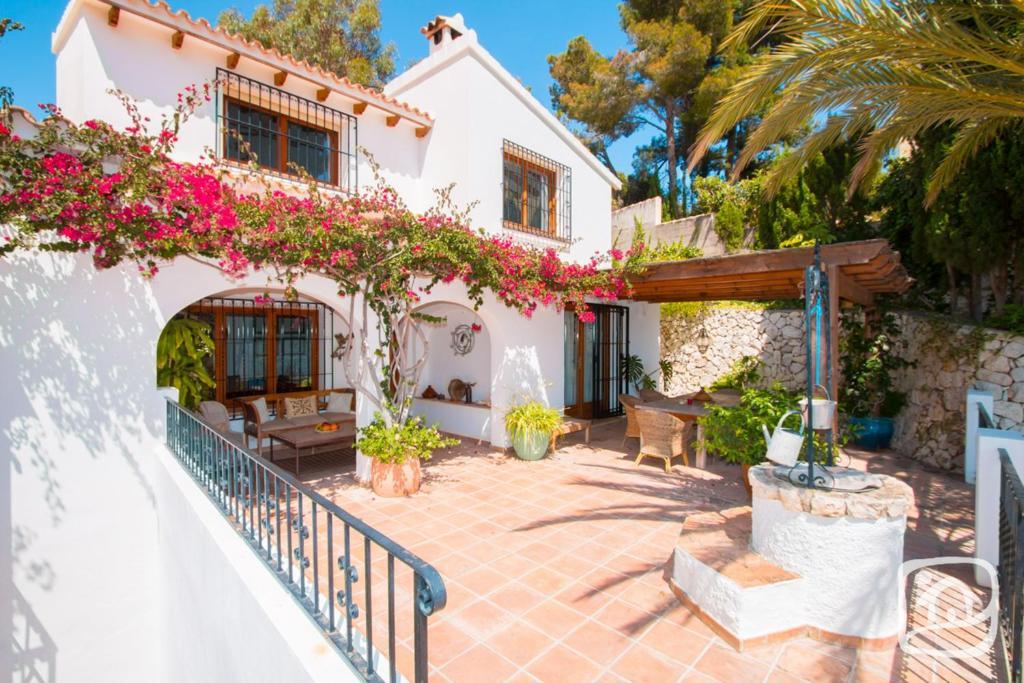 Abahana Villas Sandro (Spanje Moraira) - Booking.com