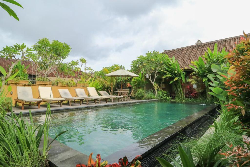 Bali Sunshine Homestay Gallery Ubud Indonesia Booking Com