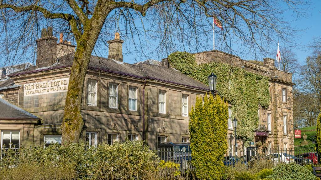Old Hall Hotel Buxton Updated 2020 Prices