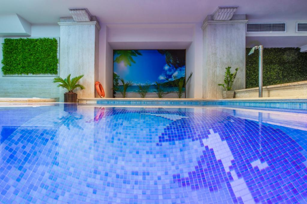 Πισίνα στο ή κοντά στο Egnatia Palace Hotel & Spa
