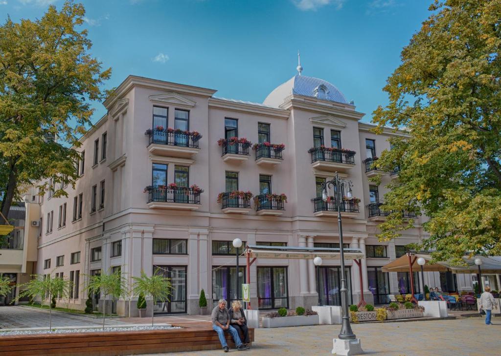 Zepter Hotel Vrnjacka Banja Azurirane Cene Za 2020 Godinu