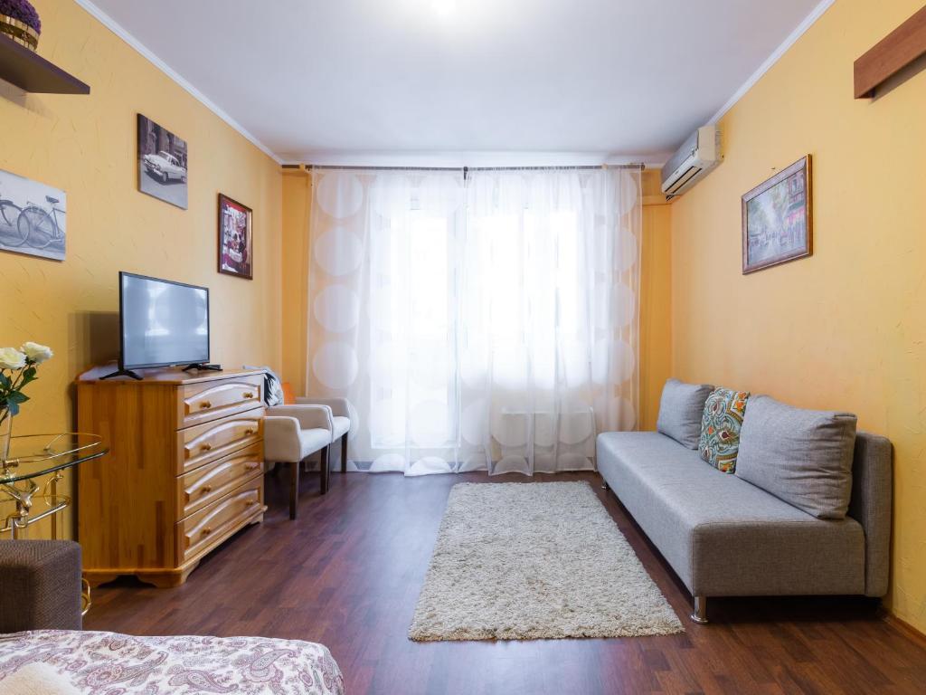 Coin salon dans l'établissement StigRealty Novocheremushkinskaia 21K1