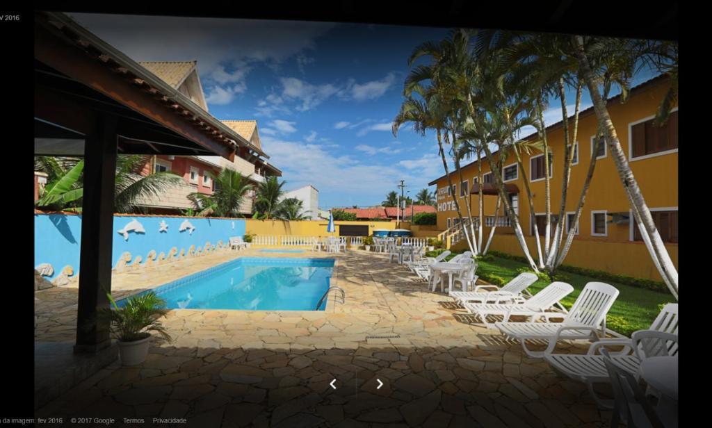 A piscina localizada em Hotel Xapuri ou nos arredores