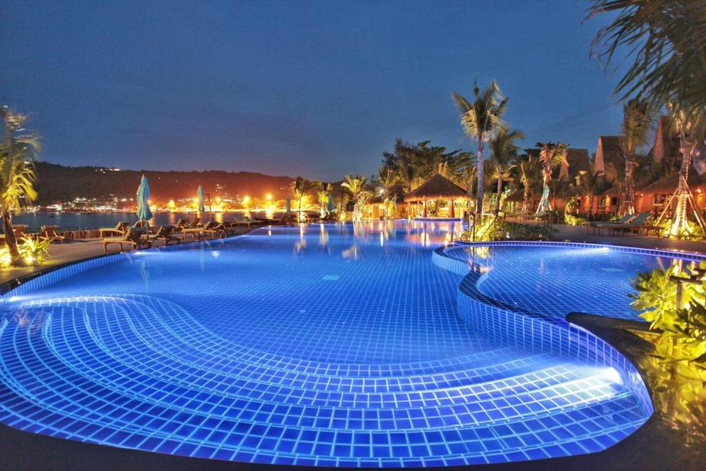 The swimming pool at or near Phi Phi CoCo Beach Resort