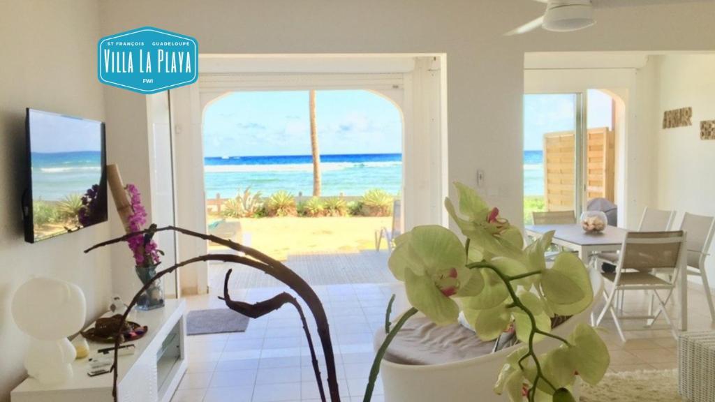 Villa La Playa (Guadeloupe Saint-François) - Booking.com