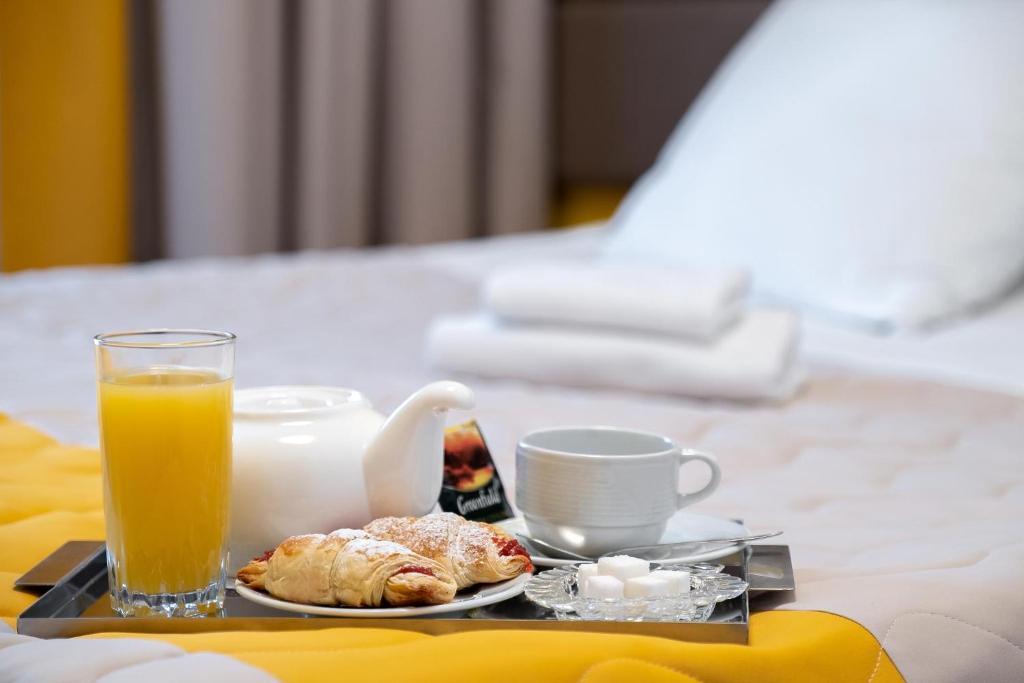 Завтрак для гостей Отель Элемент