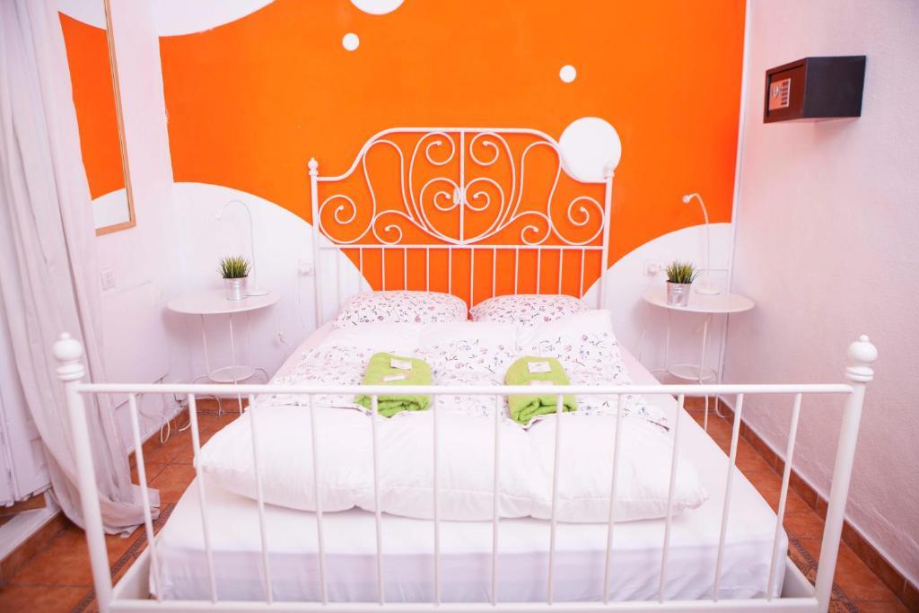 A room at La Casa Mata Central
