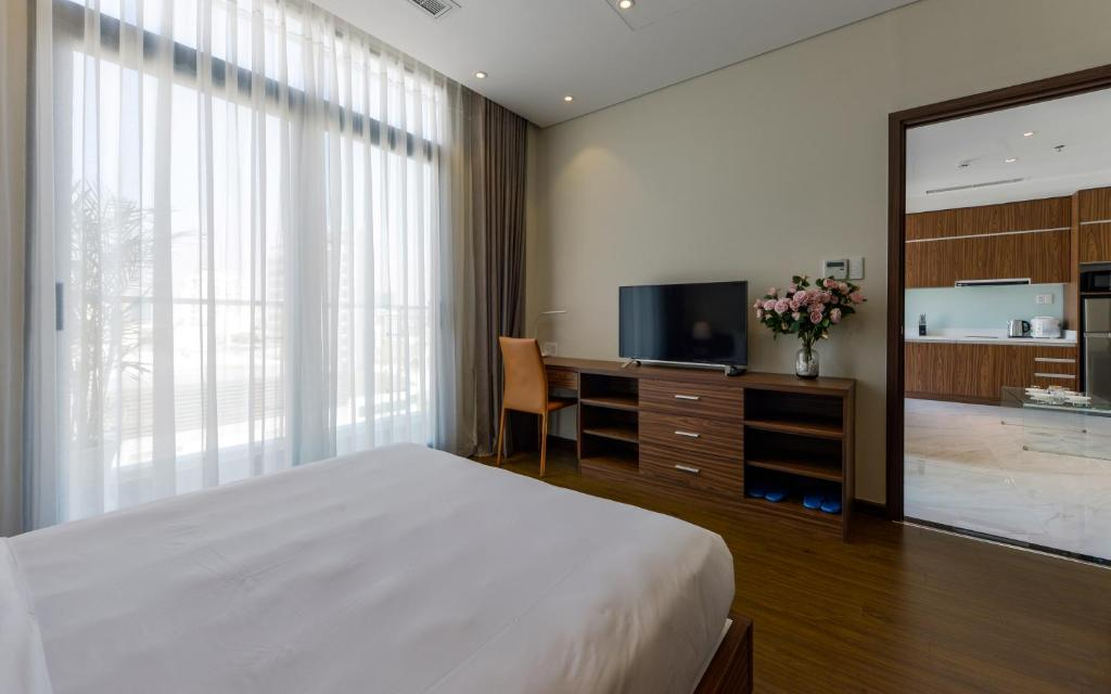 Aurora Serviced Apartments