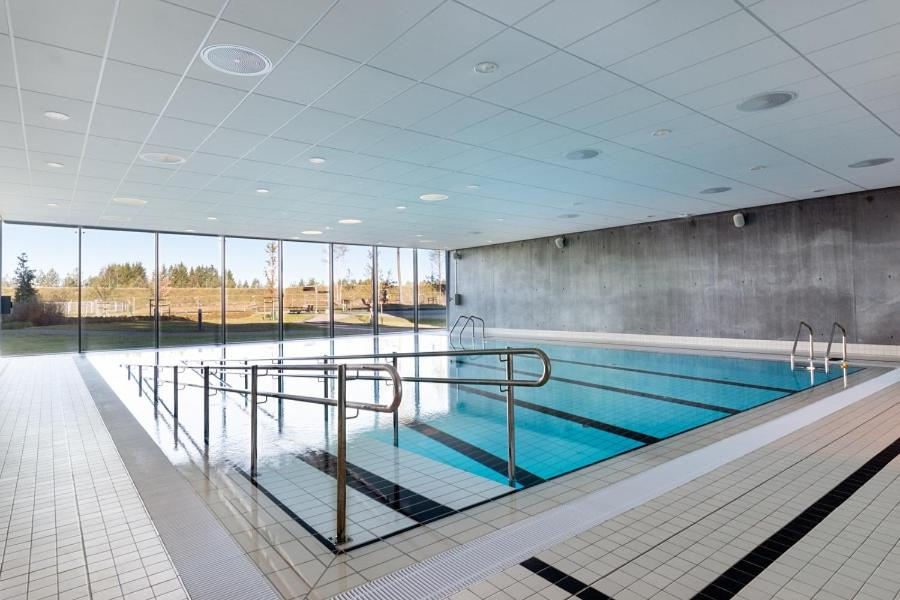 The swimming pool at or near LHL Hotell Gardermoen