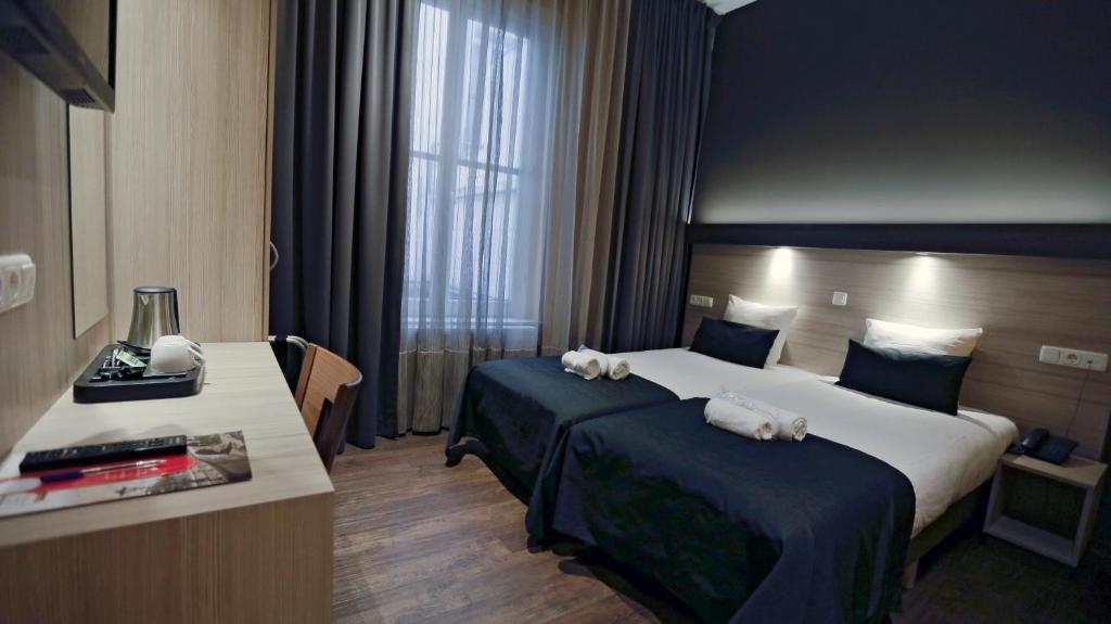 Отели Амстердама: City Hotel Amsterdam