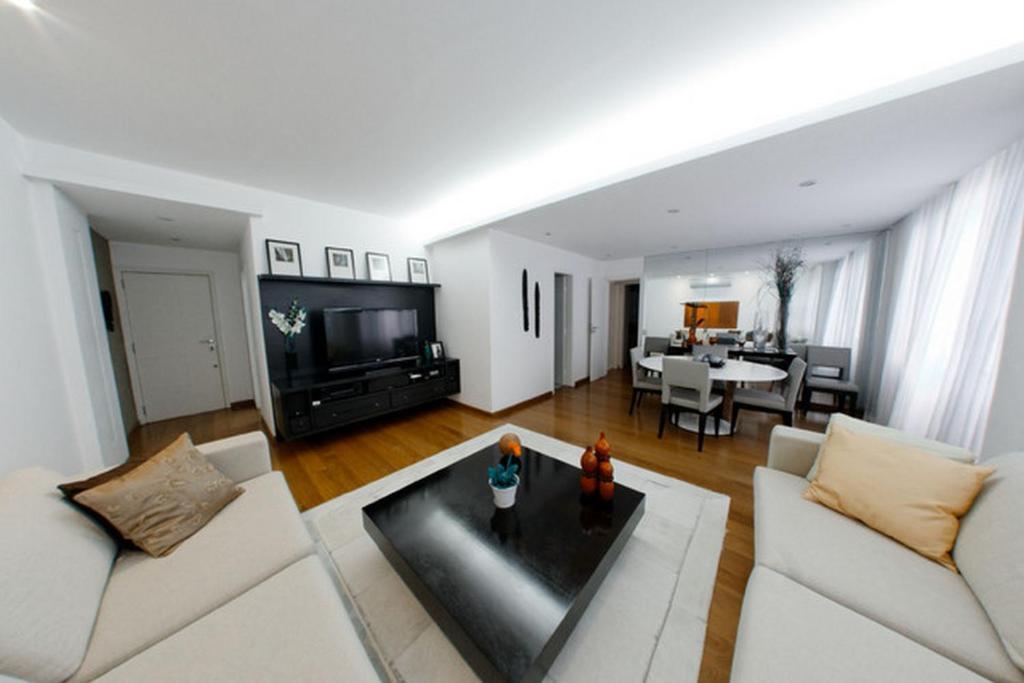 A seating area at Leblon House