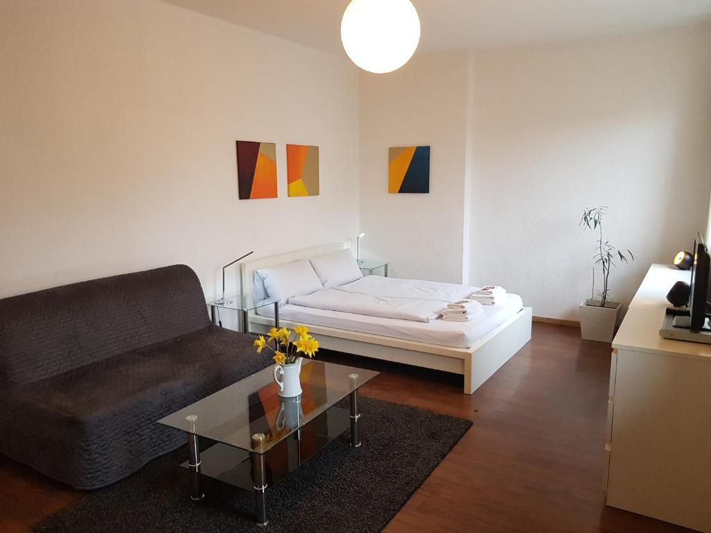 En eller flere senge i et værelse på YourSweetHome
