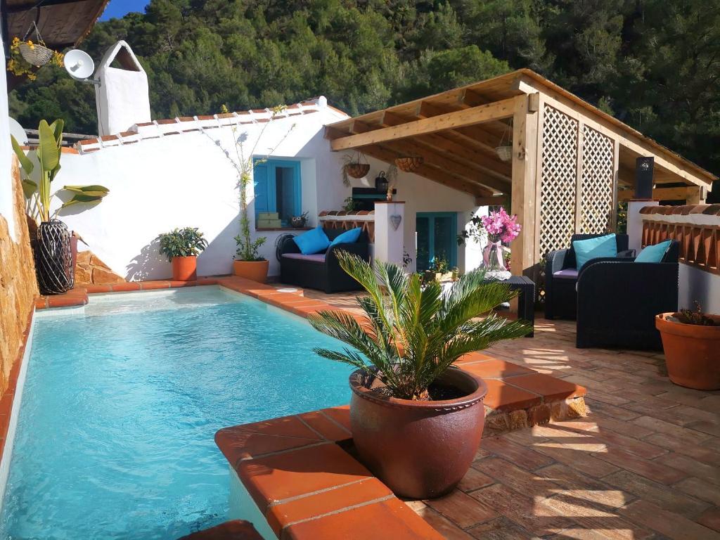 Casa de campo Casa La Higuera (España Frigiliana) - Booking.com