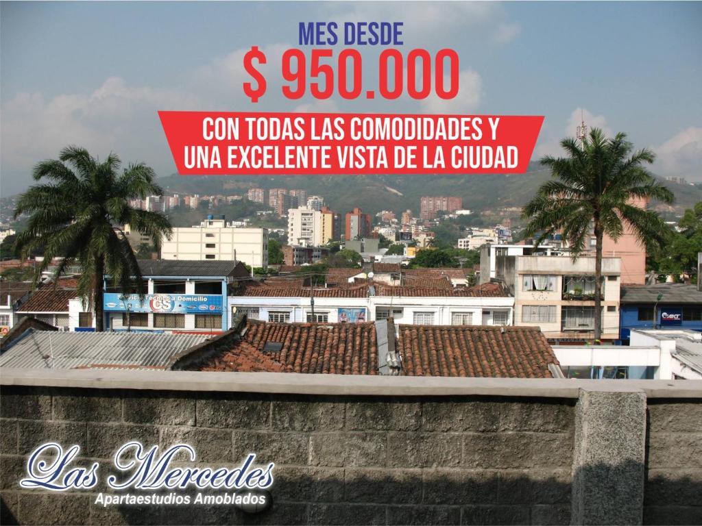 Apartment Apartaestudios Amoblados Las Mercedes Cali
