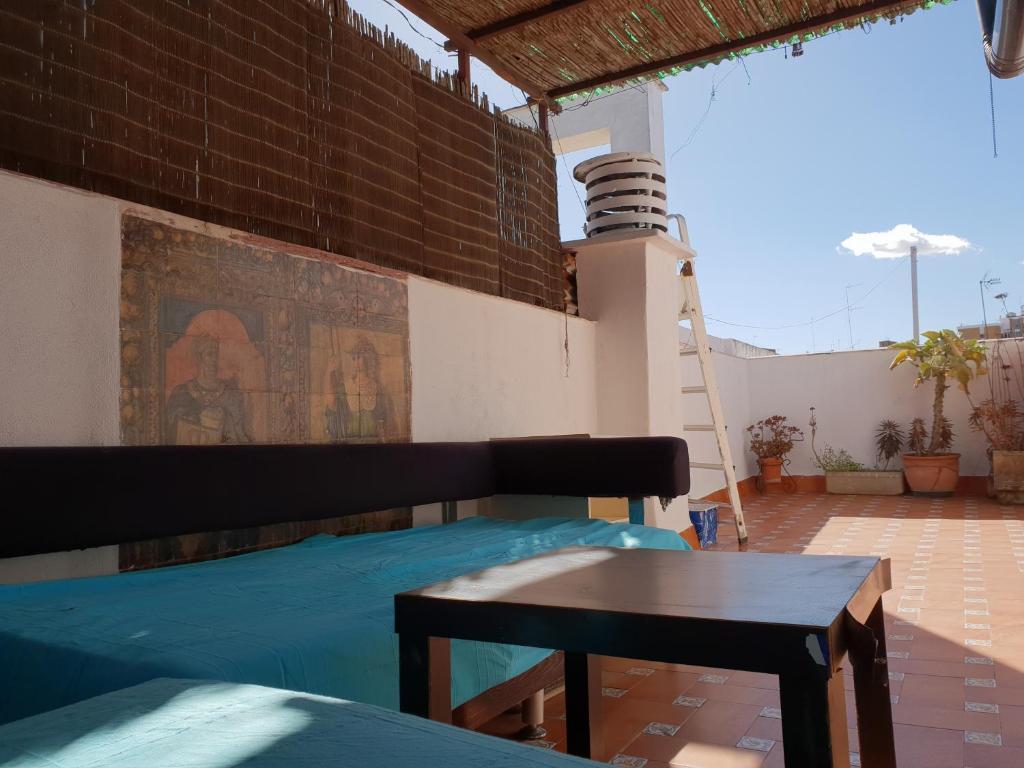 Se Puede Poner Un Jacuzzi En Una Terraza.Atico En Triana Con Terraza 36m2 Y Jacuzzi Sevilla