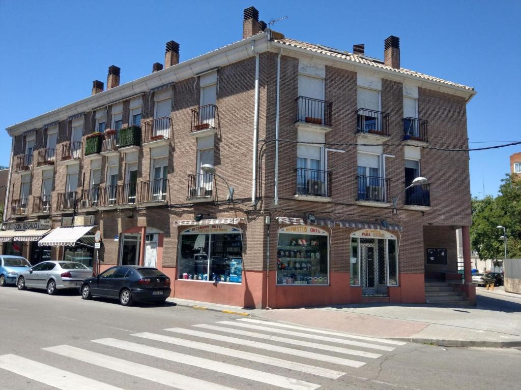 Apartment Apartamento Pinto Plaza Santiago, Spain - Booking.com