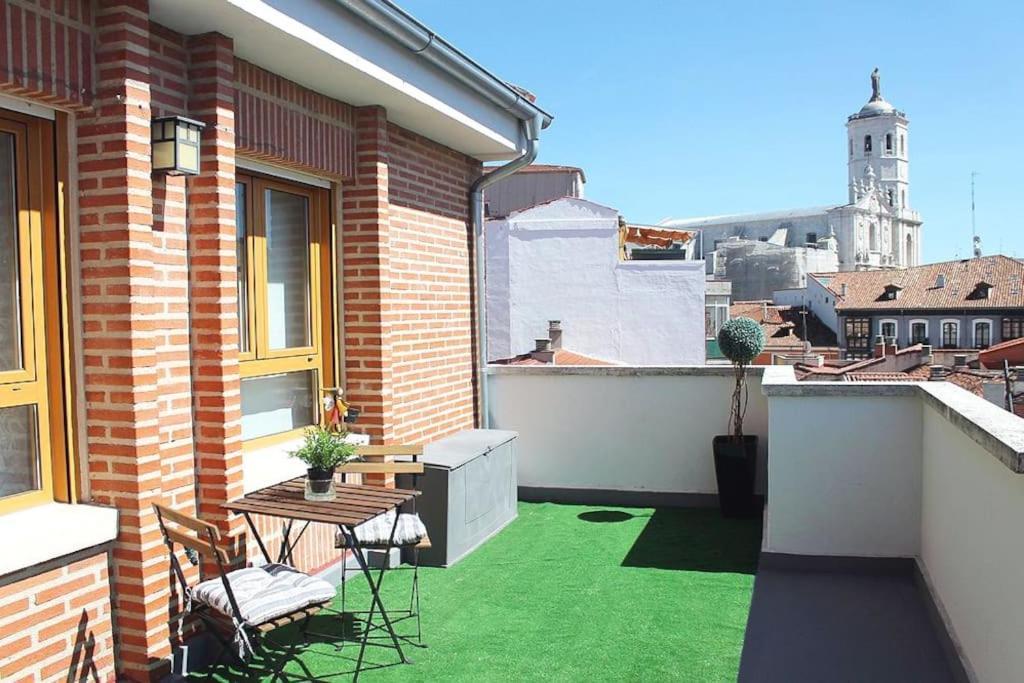 Apartment ático Reformado Con Gran Terraza Vu Valladolid