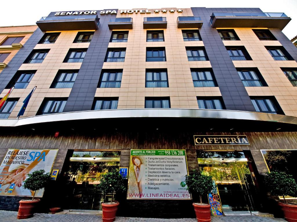 Senator Granada Spa Hotel (Spanje Granada) - Booking.com