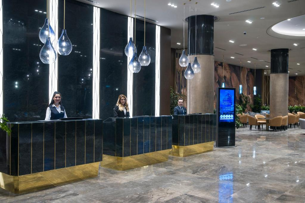Radisson Blu Hotel, Vadistanbul (Turquía Estambul) - Booking.com