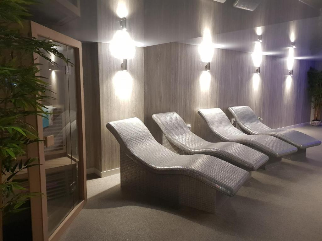 Spa and/or other wellness facilities at Gwesty'r Marine Hotel & Spa