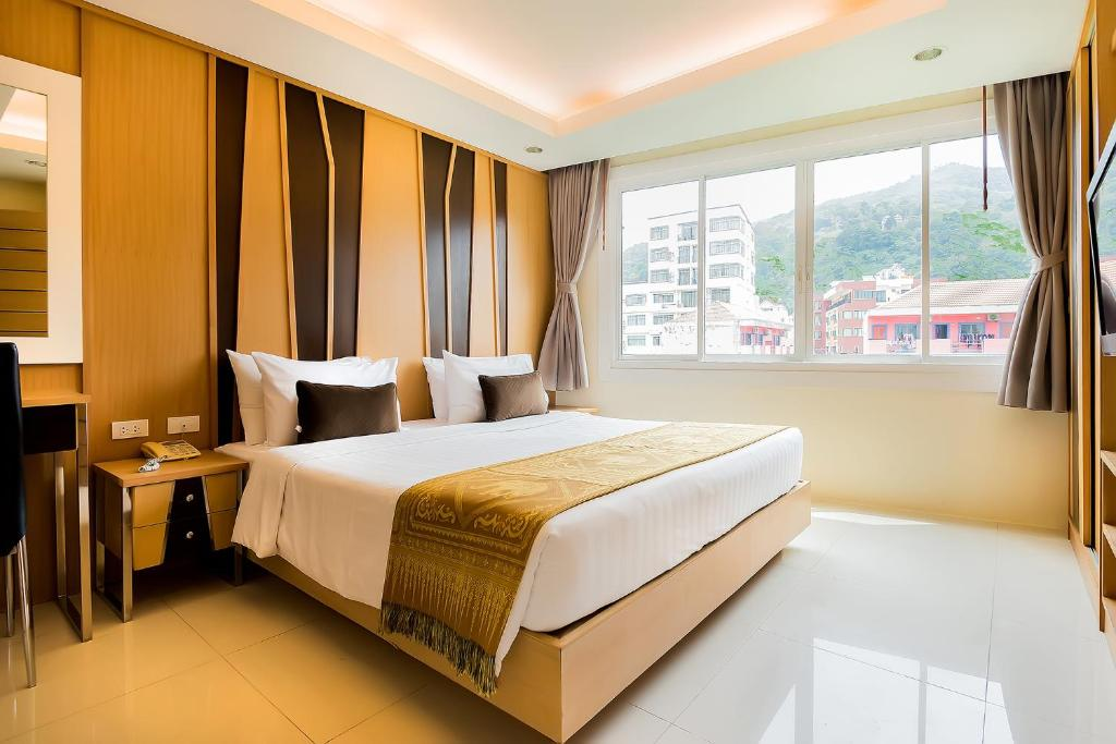 Beter Bed Slaapbank Driver.The Allano Hotel Thailand Patong Beach Booking Com