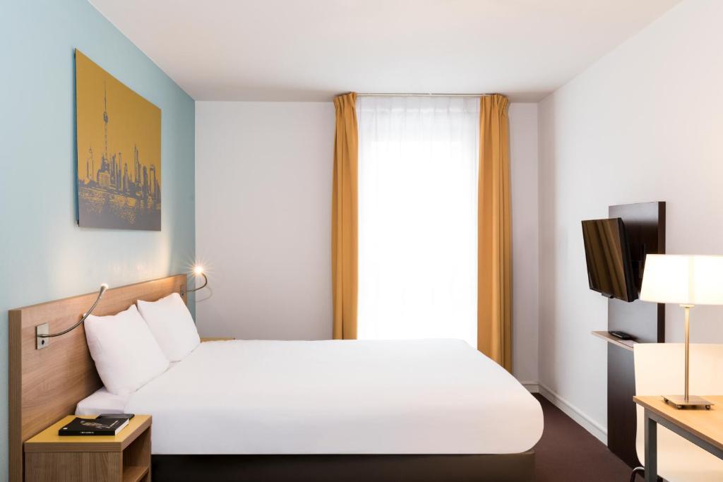 Aparthotel Adagio Access Paris Clamart Clamart Tarifs 2020