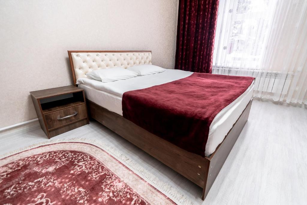 Letto o letti in una camera di MIXX HOTEL