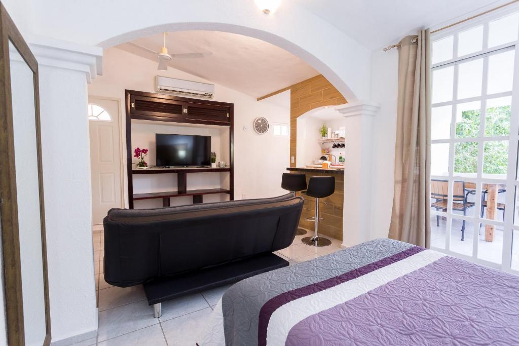 Apartment Quetzal Loft Cancún Mexico Booking Com